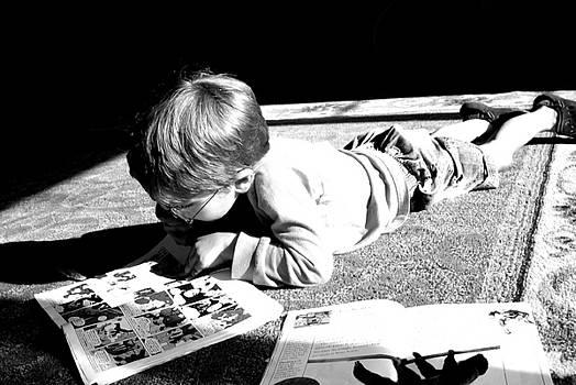 Beginning Reader by KC Chapman