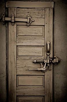 Behind Closed Doors by Elena Martinez