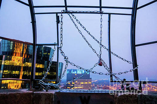 City Behind The Chains by Tina Hailey