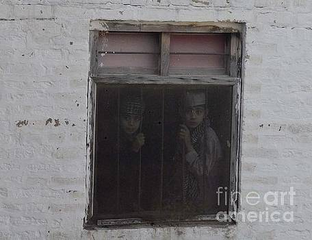 Behind The Window by Bobby Dar