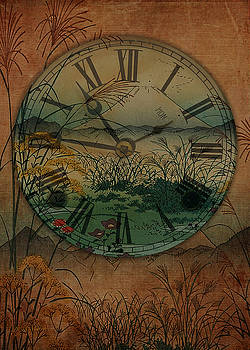 Behind Time by Sarah Vernon