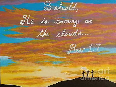 Behold by Heather James
