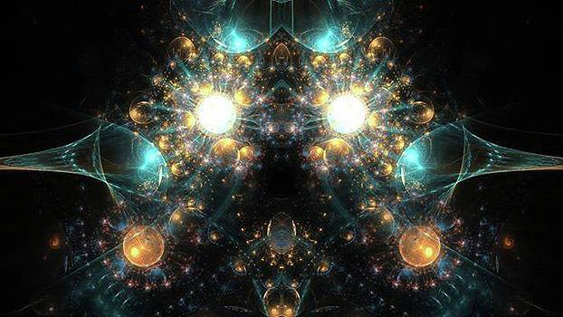 Beholder #art #digitalart #fractals by Michal Dunaj