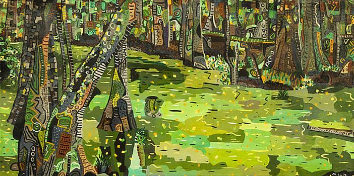 Beidler Forest 3 by Micah Mullen