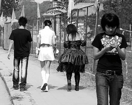 Xueling Zou - Beijing City 13
