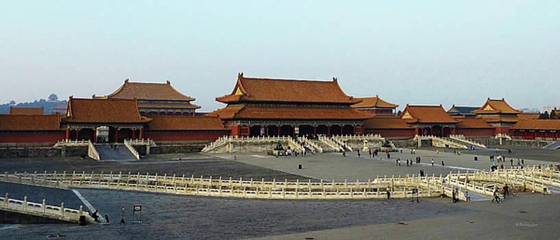 Xueling Zou - Beijing City 28