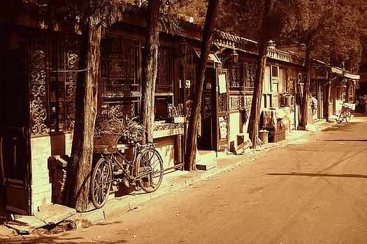 Xueling Zou - Beijing City 8