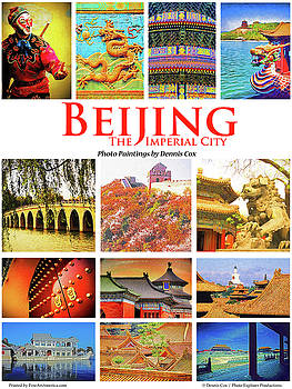 Dennis Cox Photo Explorer - Beijing Poster