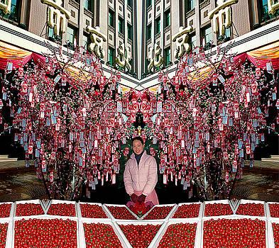 Beijing Valentine by Kevin  Gerien
