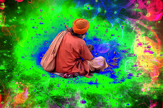 Bliss Of Art - Being One with God