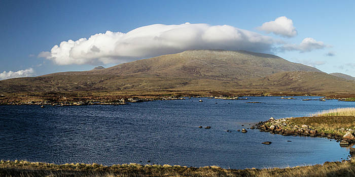 Beinn Mhor Panorama by Russell Millner