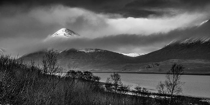 Beinn na Cro and Loch Slapin, Isle of Skye by Peter OReilly