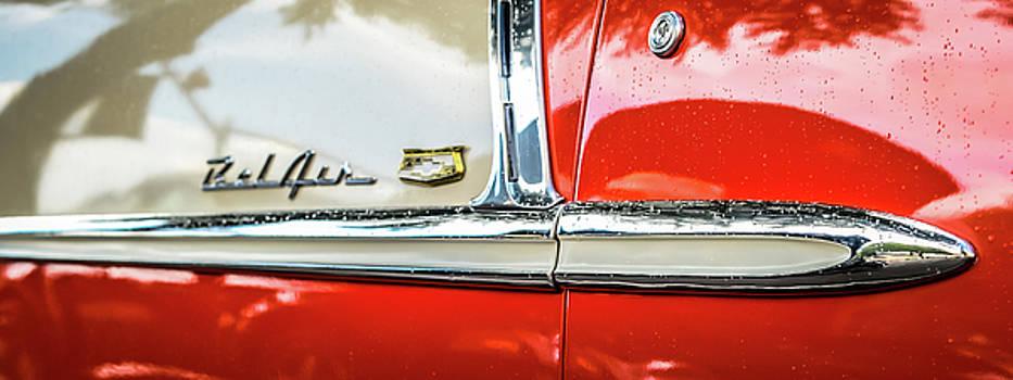 Bel Air Profile color version by Geoff Mckay