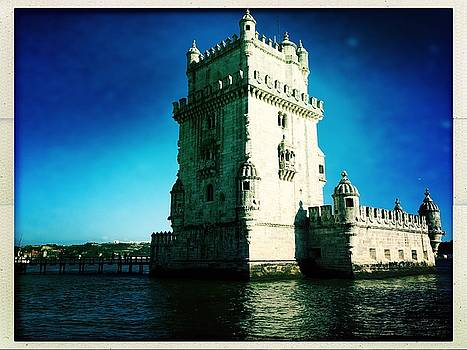 Alexandre Martins - Belem Tower Blue Sky