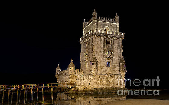 Compuinfoto   - belem tower portugal