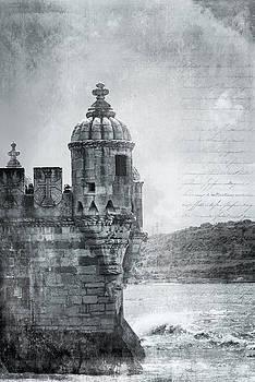 Belem Tower by Zina Zinchik