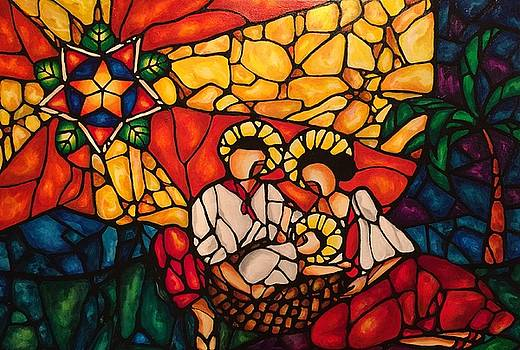 For Unto Us a Child is Born by Clarisse Pastor-Medina
