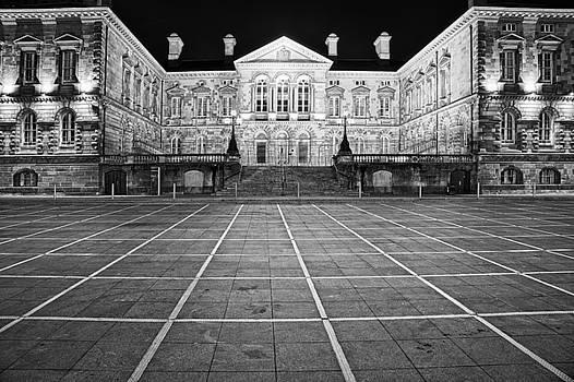 Belfast Custom House by Nicolas Raymond