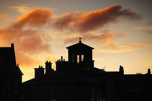 Belford Evening by Nik Watt