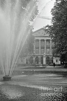 Jost Houk - Belgian Chamber of Representatives