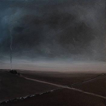 Belgian Wintertime by Tone Aanderaa