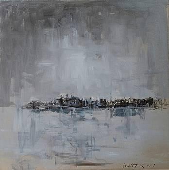 Belgrade Silver or Grey by Jelena Ignjatovic