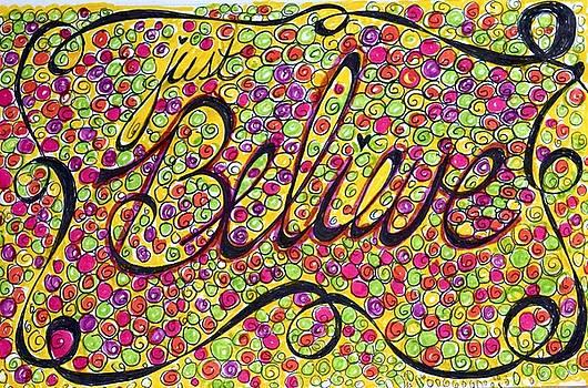 Believe by Jewell McChesney