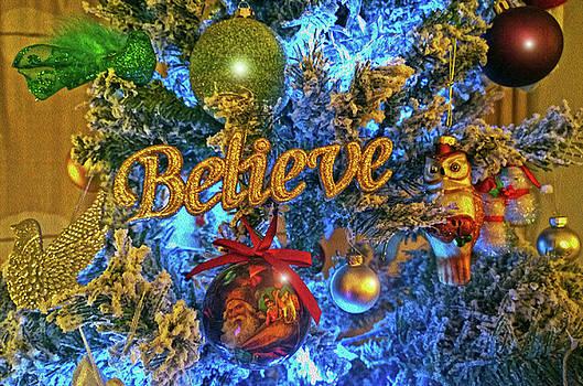 Believe by Anne Kotan