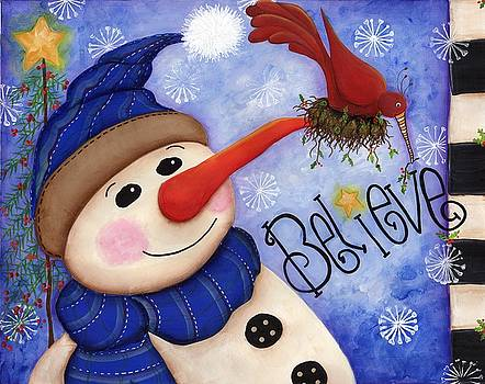 Believe by Clover Moon Designs Peggy Sowers-Heckman
