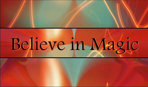 Believe in Magic by Jan Steadman-Jackson