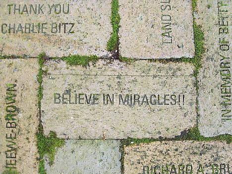Believe In Miracles by Jen Lynn Arnold