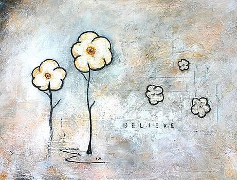Believe in Romance by Germaine Fine Art
