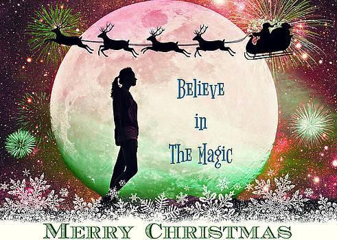 Believe in The Magic of Christmas III by Aurelio Zucco