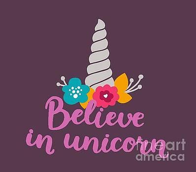Believe in Unicorn by Edward Fielding
