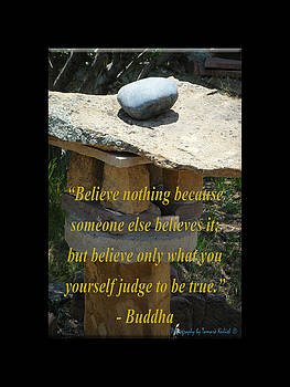 Tamara Kulish - Believe Nothing Because Someone Else Believes It