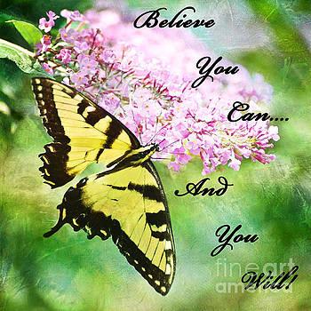 Believe You Can by Kerri Farley