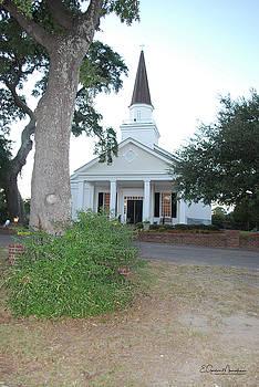 Belin Church by Gordon Mooneyhan