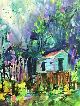 Belize City by Karen Ahuja