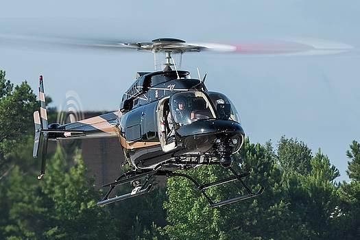 Bell 407 - 2017 Christopher Buff, www.Aviationbuff.com by Chris Buff
