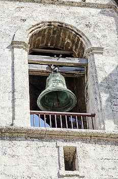 Bell in the Cathedral of Havana San Cristobal by Rob Huntley