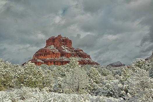 Bell in Winter by Tom Kelly