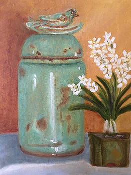 Bell Jar by Sharon Schultz