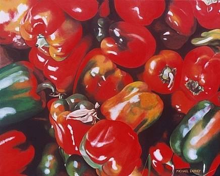 Michael Earney - Bell Peppers - Chapala