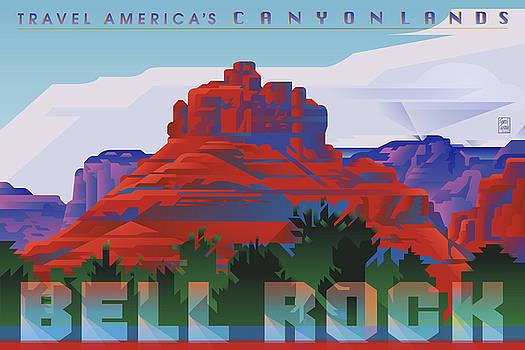 Garth Glazier - BELL ROCK Arizona