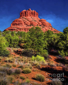 Jon Burch Photography - Bell Rock Dream