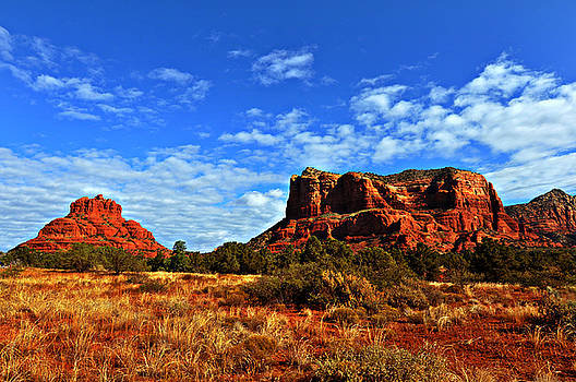 Bell Rock by Eric Liller