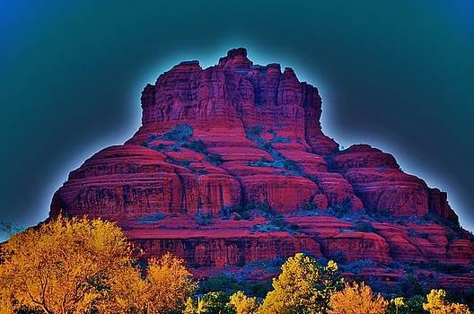 Bell Rock by Helen Carson