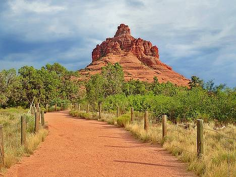 Bell Rock  by Lorella Schoales