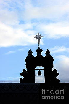 Bell Tower Capilla de Cristo by The Art of Alice Terrill