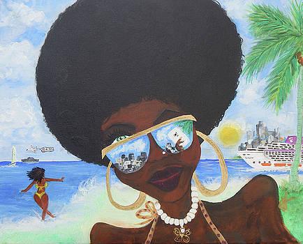 Jorge Delara - Bella en Miami - BLM
